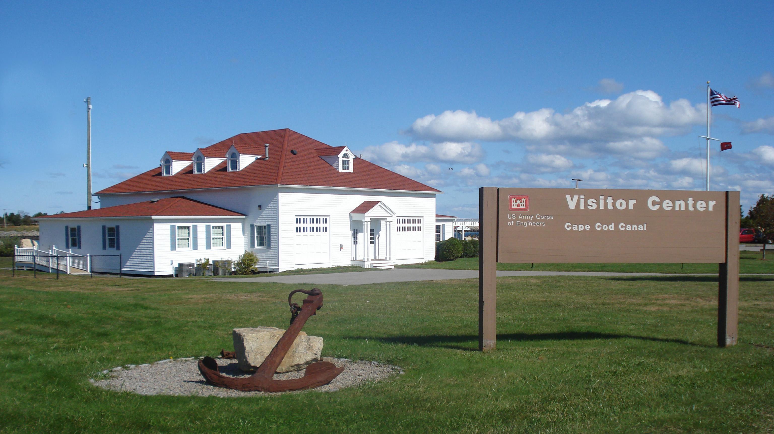 réputation fiable dernier check-out CAPE COD CANAL VISITOR CENTER - Cape Cod Museum Trail